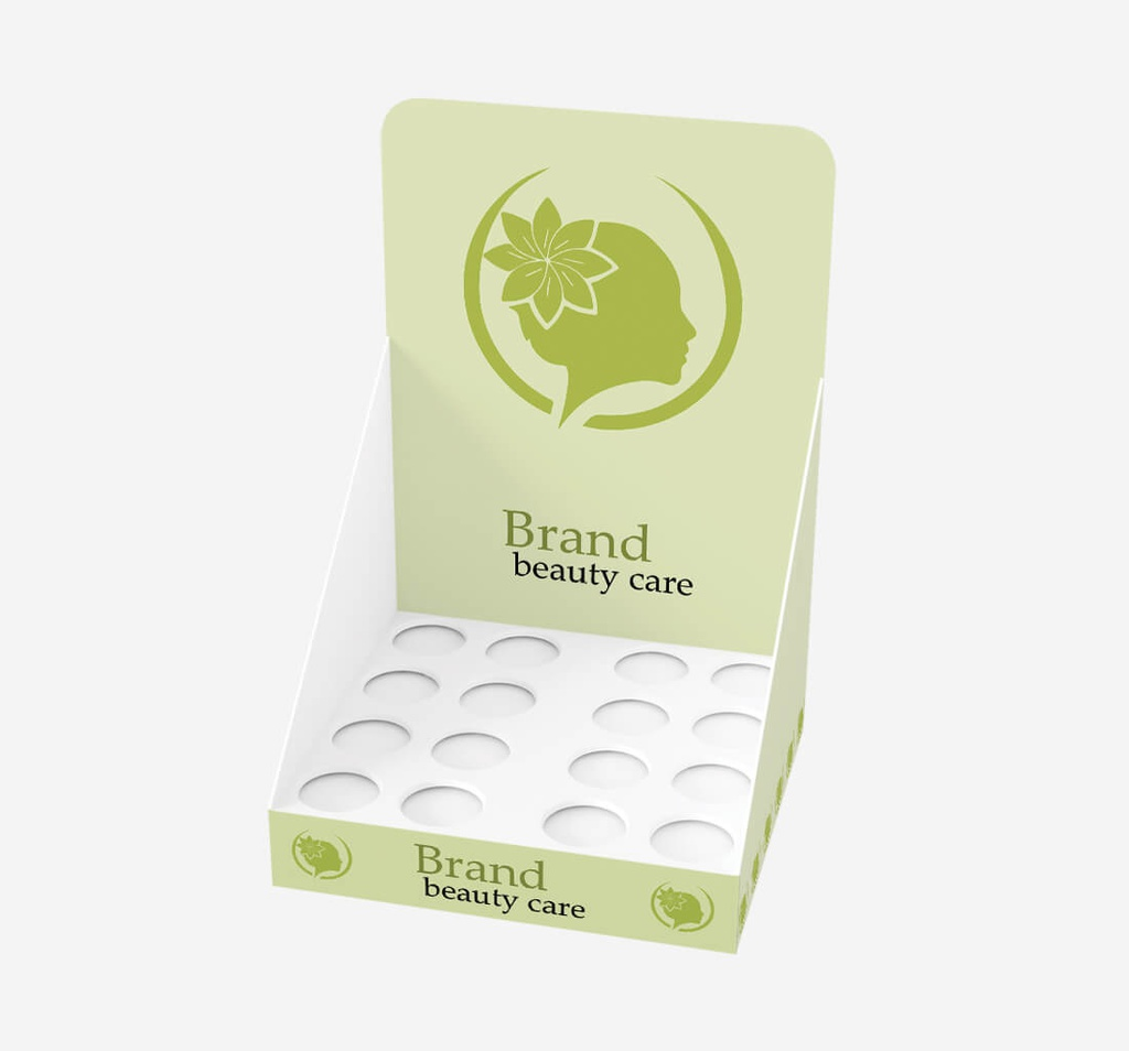 Cosmetic Display Boxes Wholesale