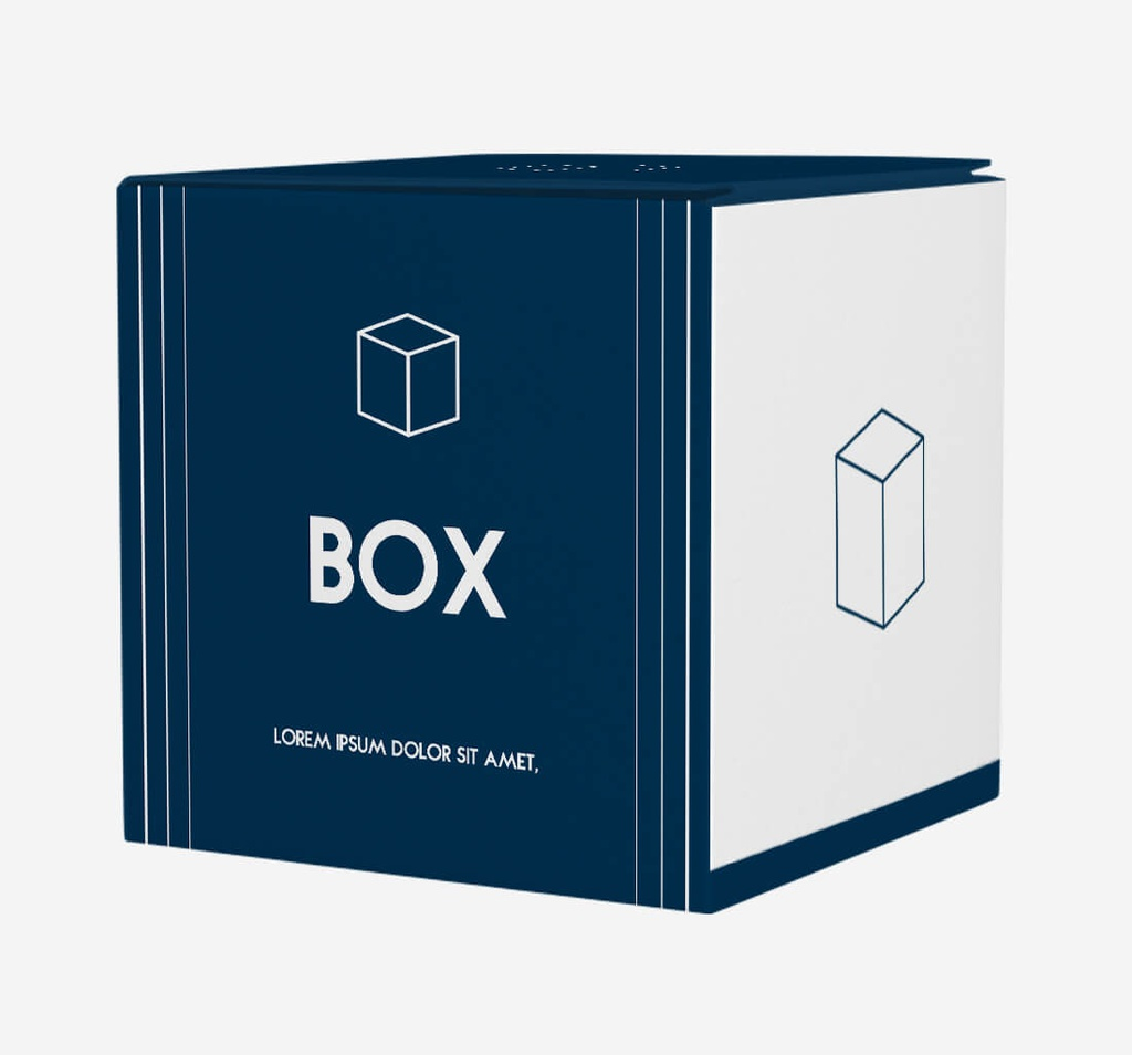 Cube Packaging Boxes