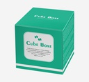 Cube Boxes with logo
