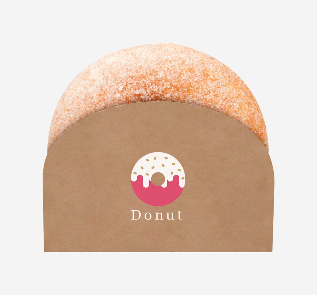 Donut Boxes with windows