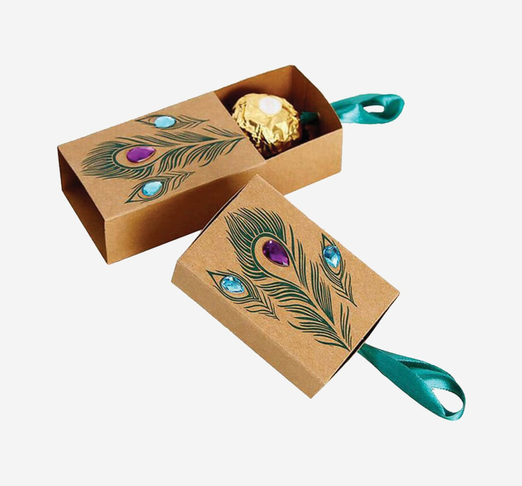 Favor Packaging Boxes