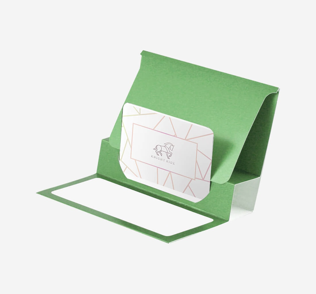 Gift Card Packaging Boxes