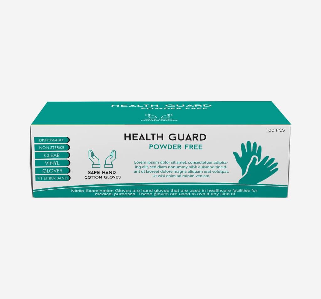 Health Gloves Boxes Wholesale