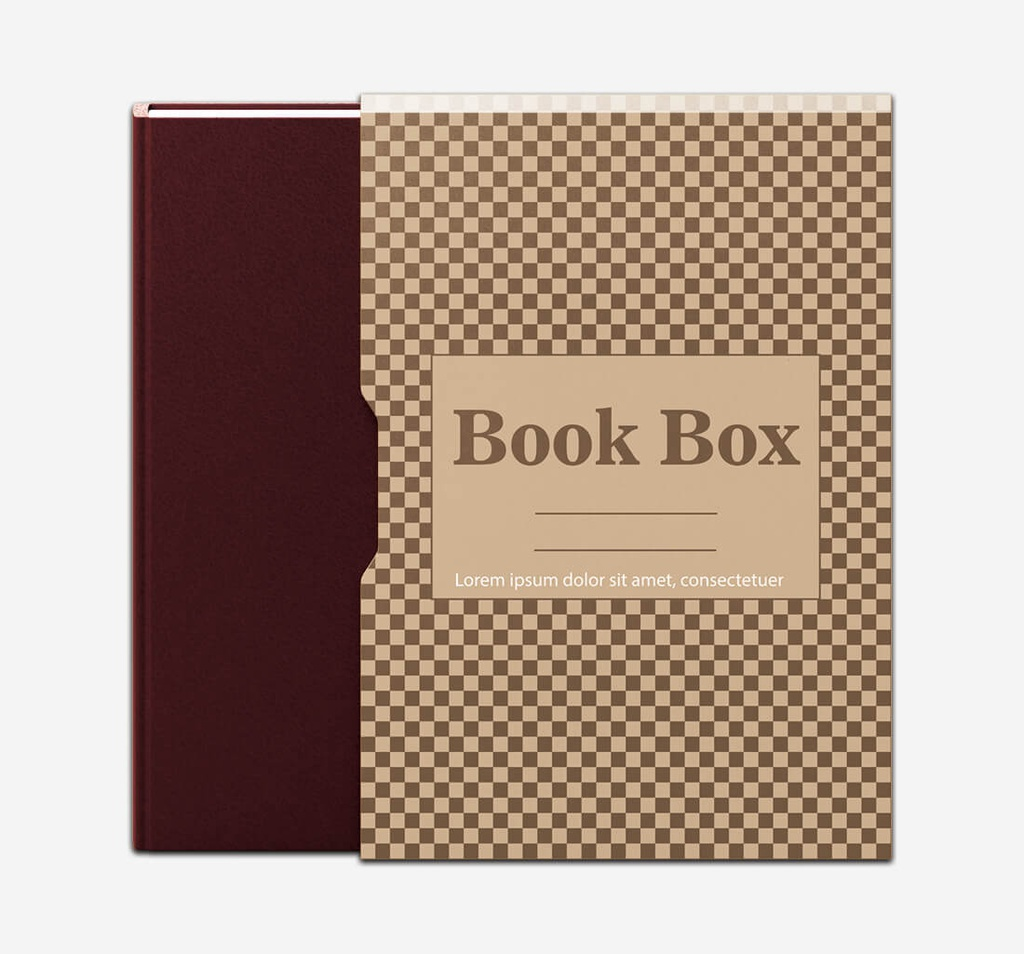 Customized Book Boxes