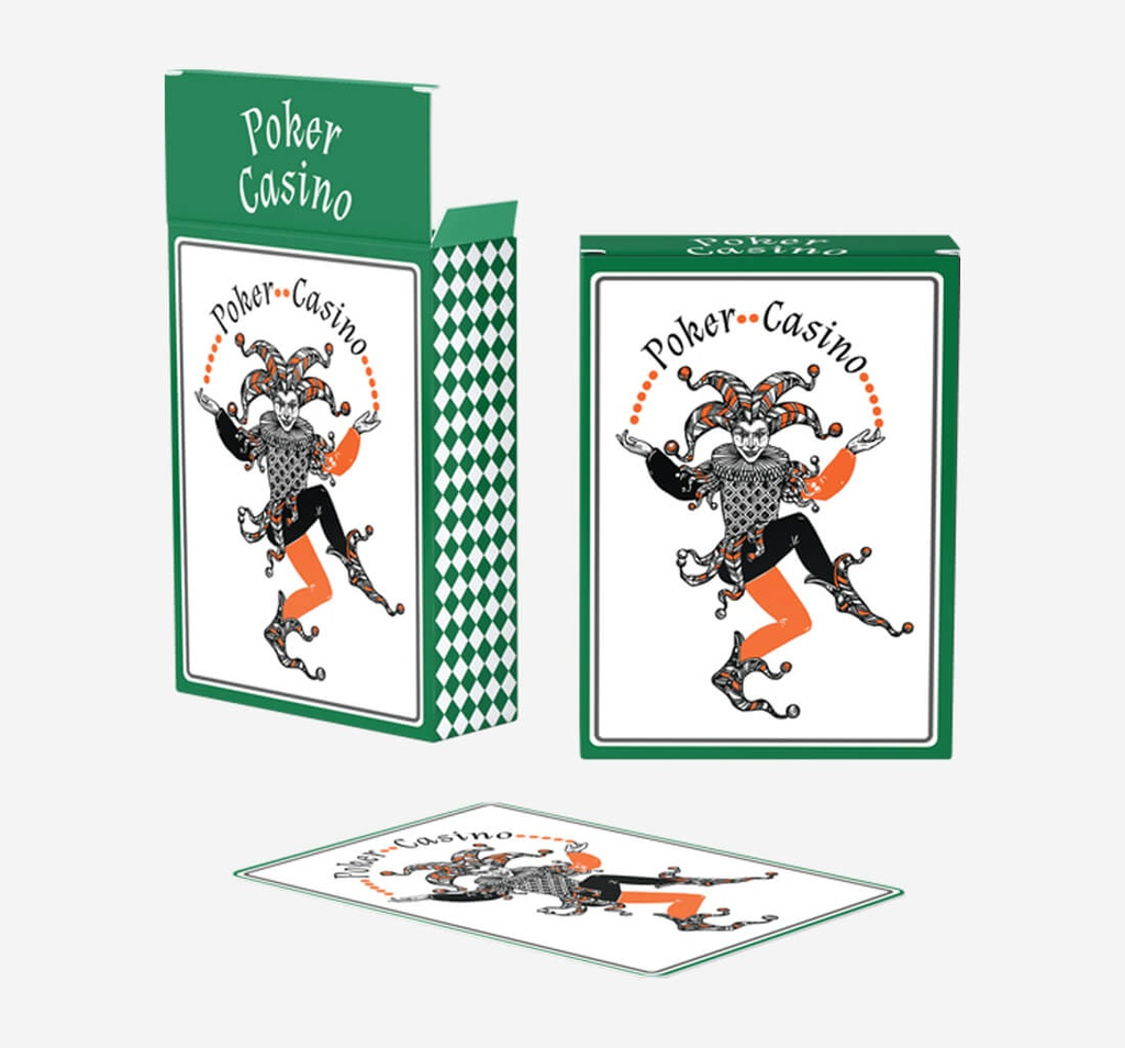 Custom Playing Cards Boxes