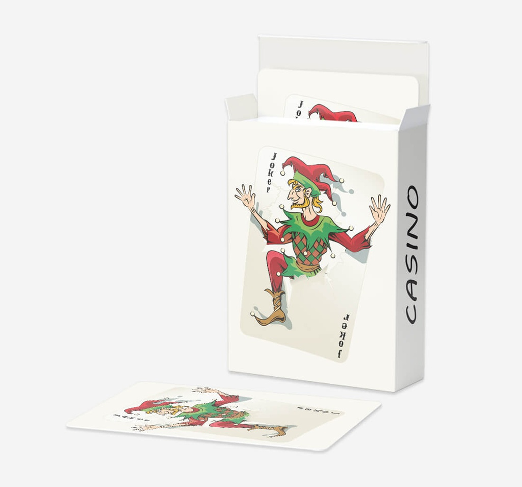 Playing Cards Boxes Wholesale
