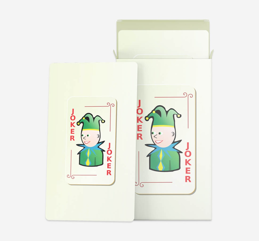 Playing Cards Packaging Boxes