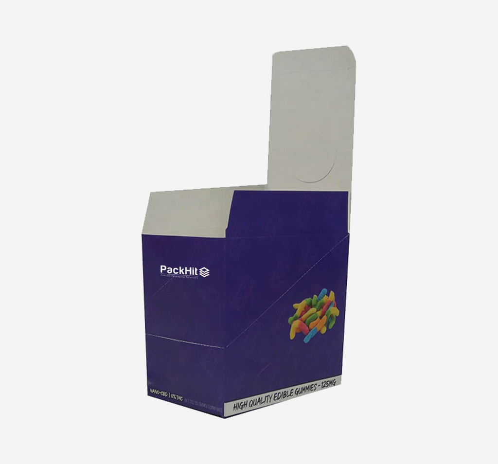 POP Display Boxes with logo