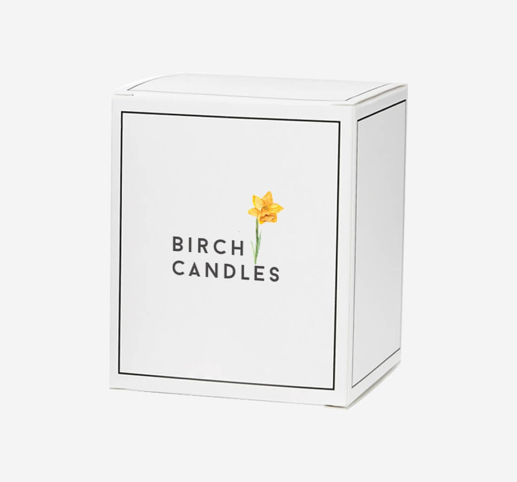 Candle Printed Boxes