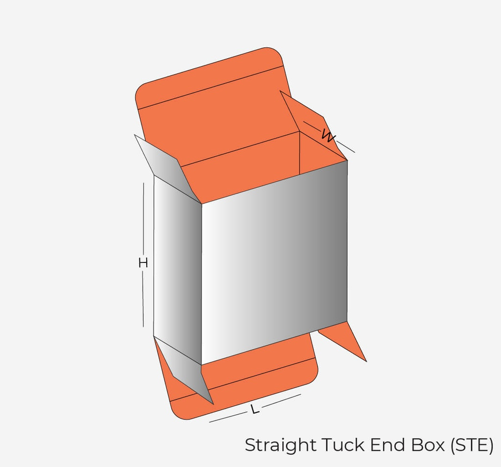 Custom Straight Tuck End Boxes