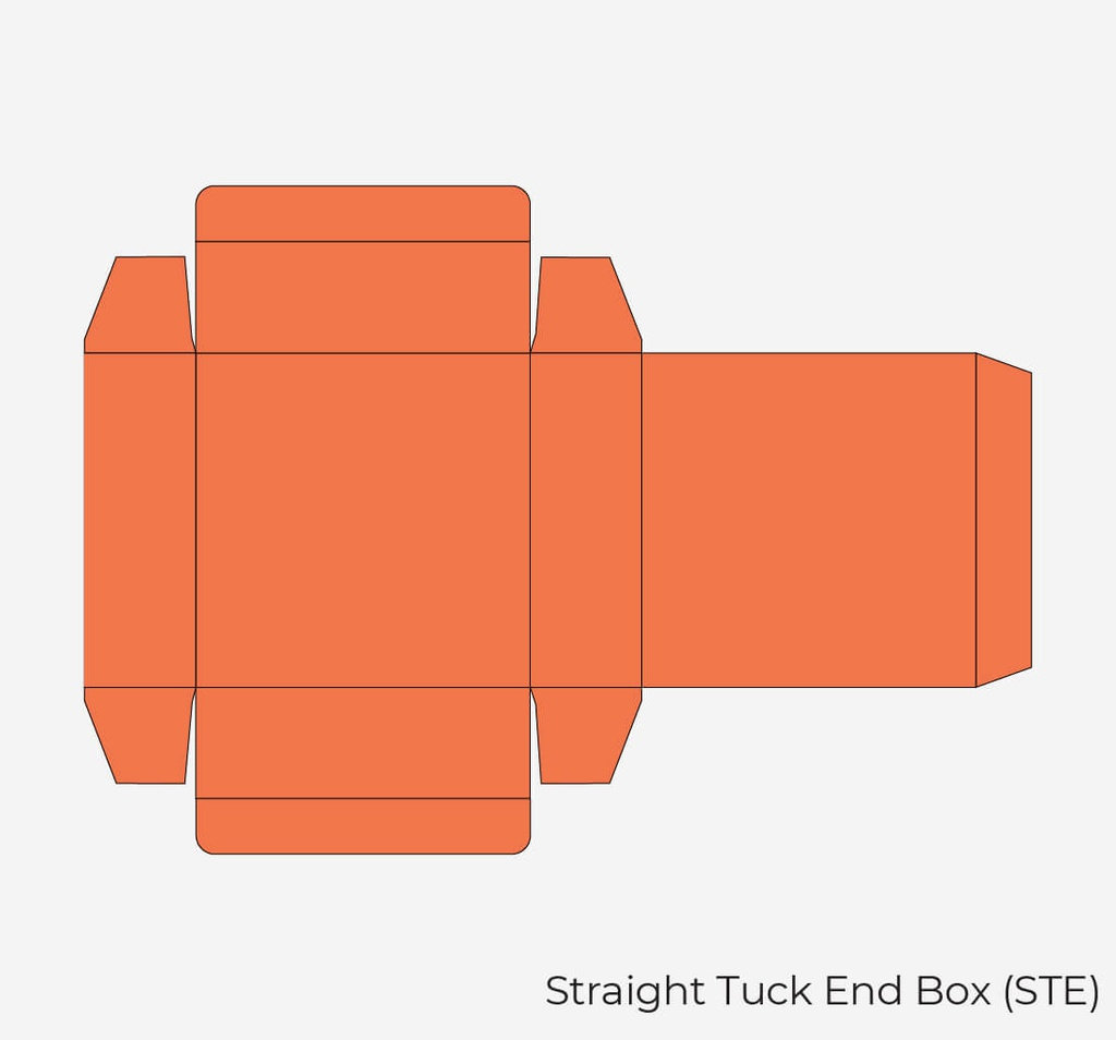 Straight Tuck End Boxes Wholesale