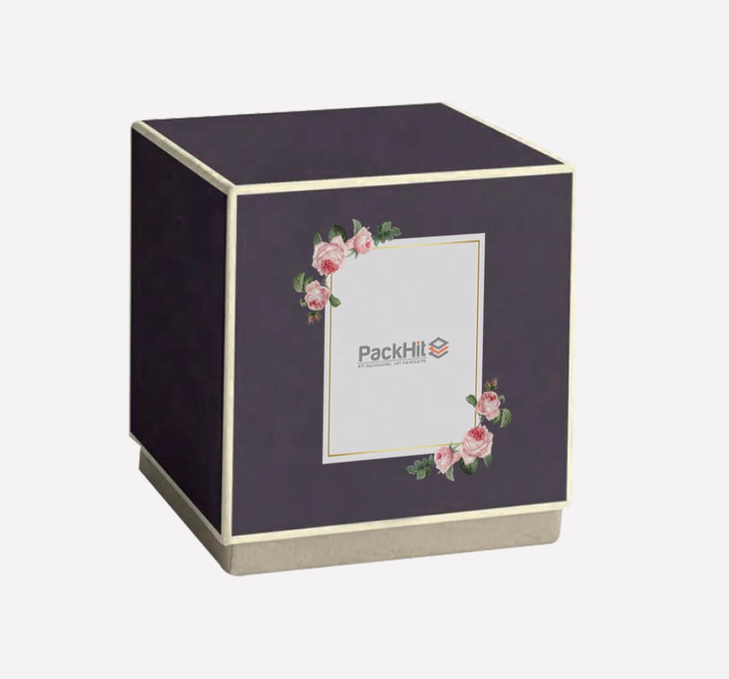 Customized Candle Boxes