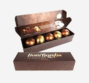 Truffle Boxes with windows