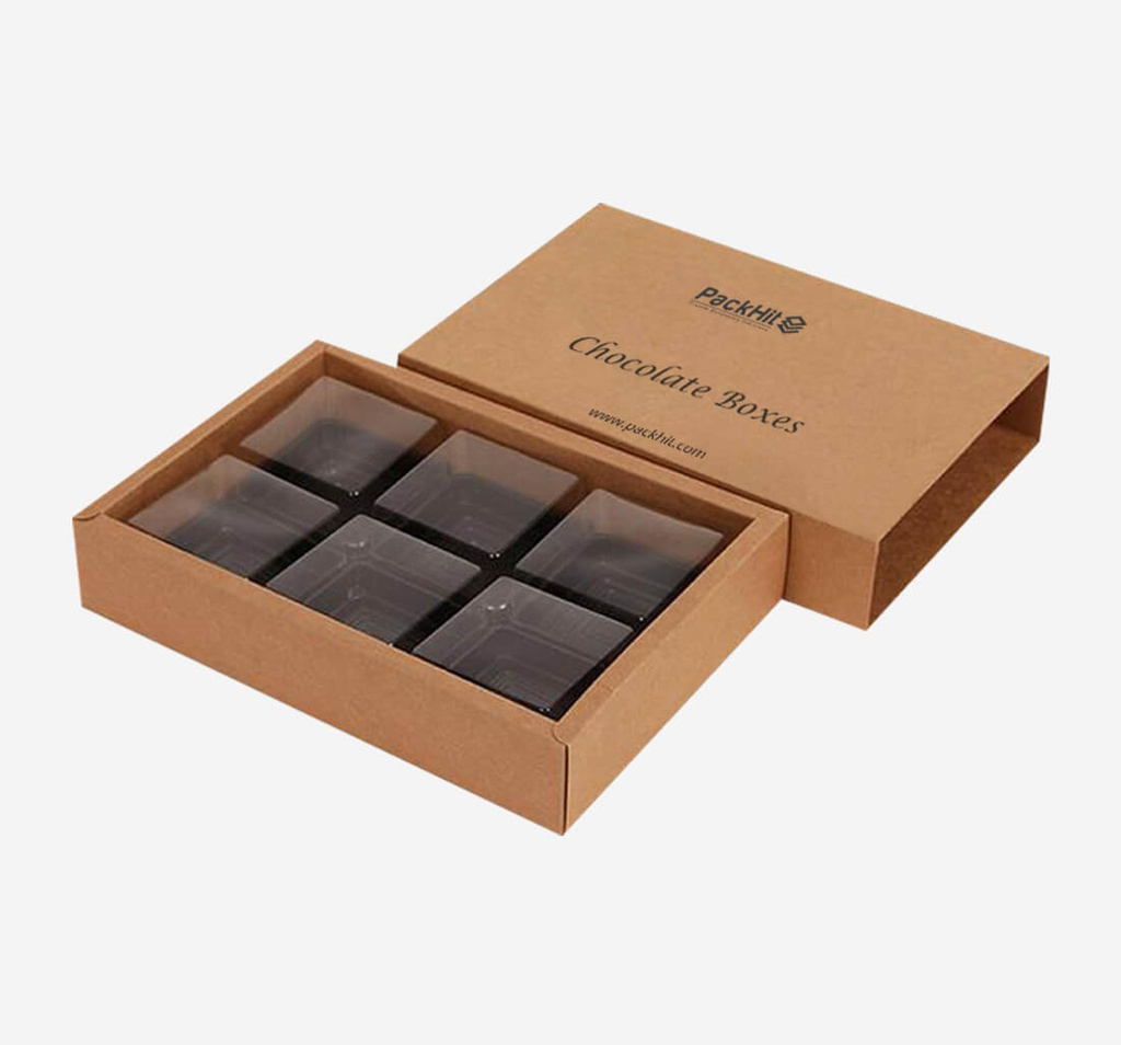Chocolate Boxes With Logo