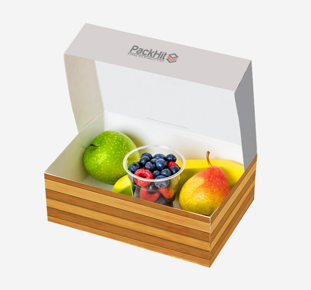 Snack Printing Boxes