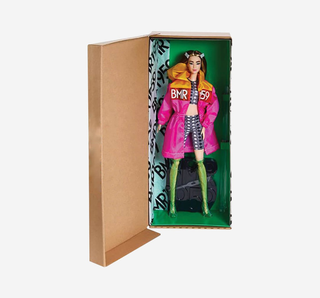 Barbie Doll Packaging Boxes