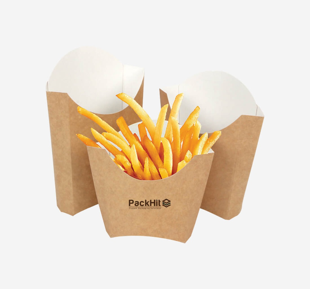 French Fries Packaging Boxes