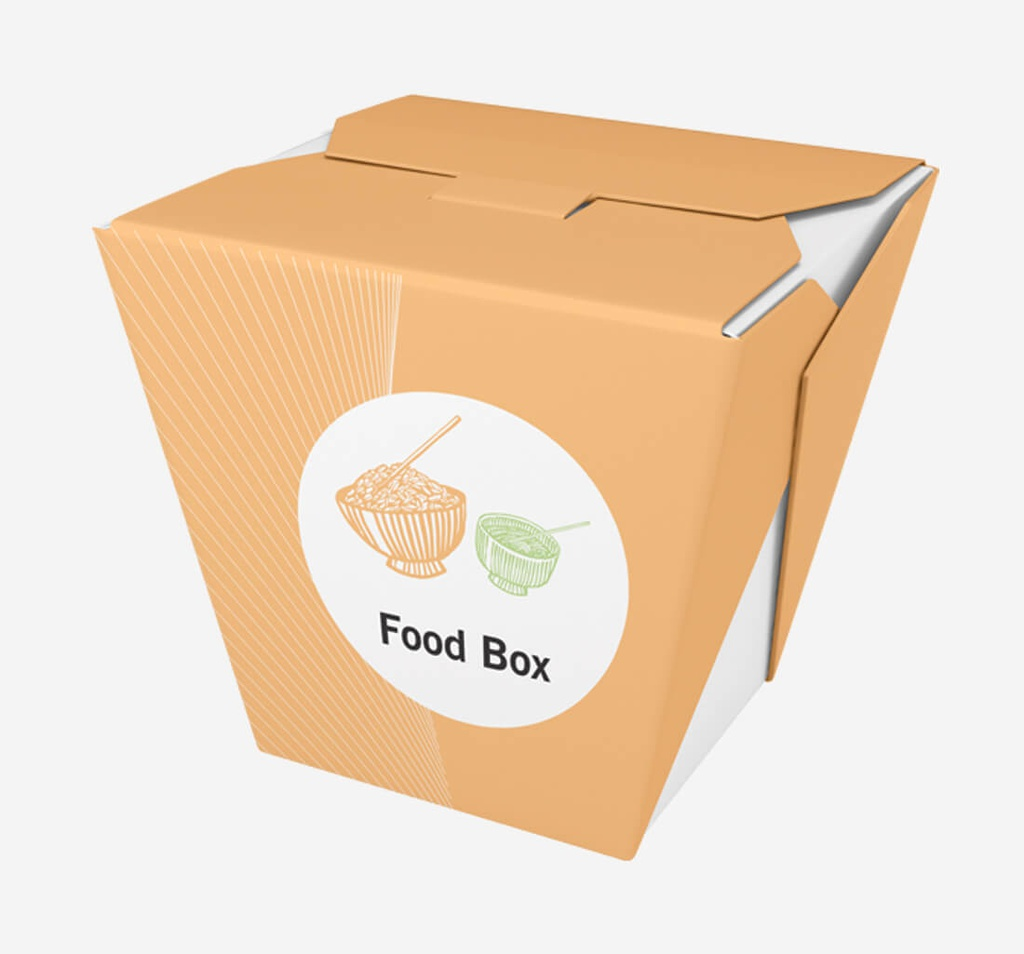 Chinese Food Packaging Boxes
