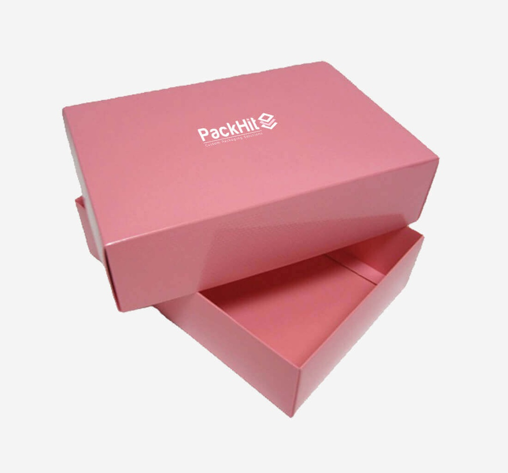 Two Piece Packaging Boxes