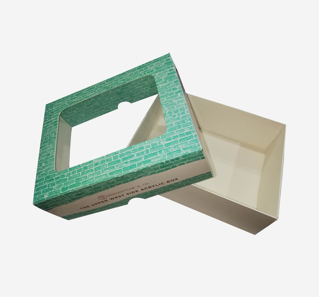 Two Piece Printing Boxes