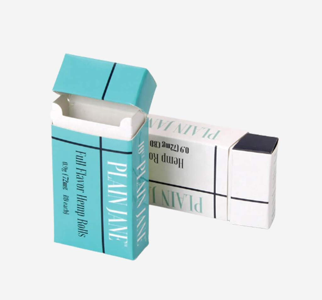 Cigarette Boxes With Logo